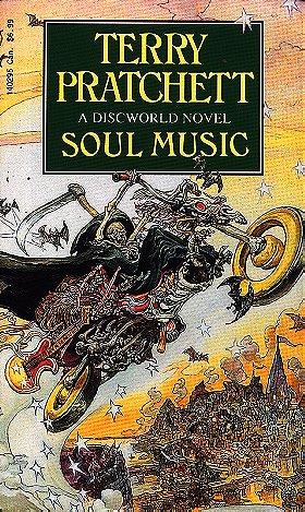 Soul Music (Discworld Novel)
