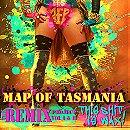 Map of Tasmania - The Remix Project Volume I & II