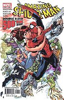 Amazing Spider-Man #500