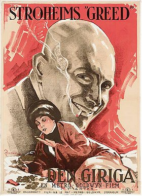 Greed (1924)
