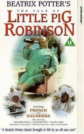 The Tale of Little Pig Robinson                                  (1990)