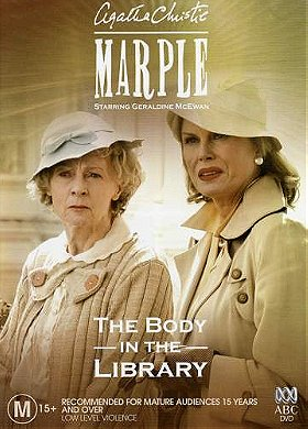 """""""Agatha Christie's Marple"""" The Body in the Library"""