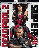 Deadpool 2 (4K Ultra HD + Blu-ray + Digital) (Super Duper Cut)