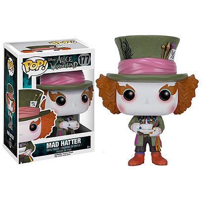 Alice in Wonderland Live Action Pop! Vinyl: The Mad Hatter