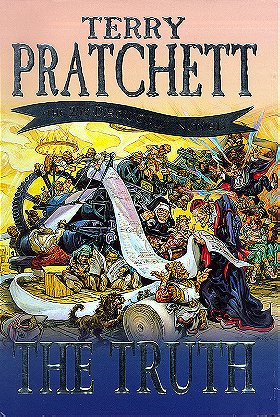 The Truth (Discworld Novel)