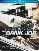 Bank Job, The (Limited Edition Steel Book) [Blu-ray]