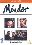 Minder: The Complete Series Eight