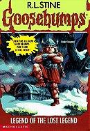 Goosebumps: Legend of the Lost Legend