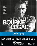 Bourne Legacy, The (Limited Edition Steel Book) [Blu-ray + DVD]