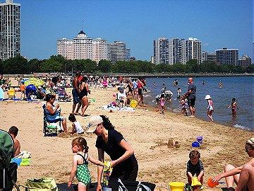 Beach/Park Combo
