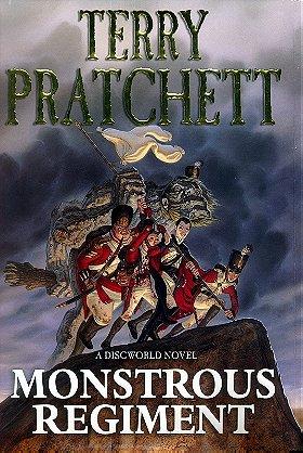 Monstrous Regiment (Discworld Novel)