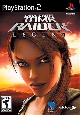 Lara Croft Tomb Raider: Legend