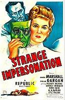 Strange Impersonation