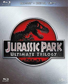 Jurassic Park Ultimate Trilogy [Region Free]