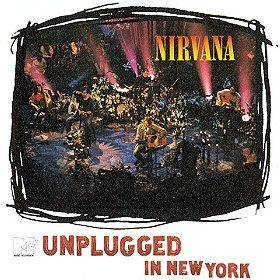 MTV Unplugged Nirvana In New York