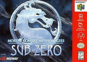 Mortal Kombat Mythologies: Sub Zero