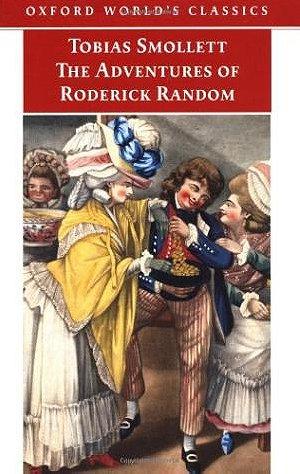 The Adventures of Roderick Random (Oxford World