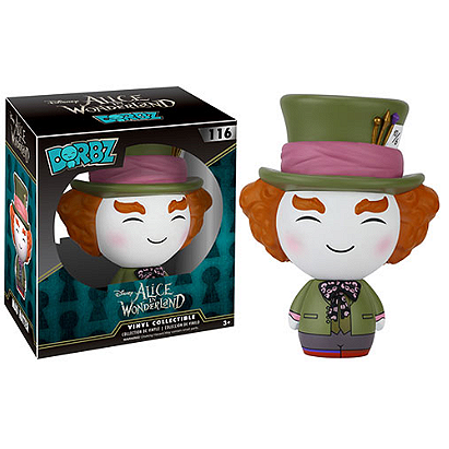 Alice in Wonderland Live Action Version Dorbz: The Mad Hatter
