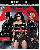 Batman v Superman: Dawn of Justice (4K Ultra HD + Blu-ray + Digital HD) (Ultimate Edit