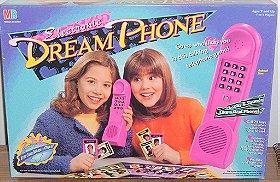 Electronic Dream Phone