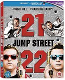 21 Jump Street/22 Jump Street Double Pack   [Region Free]