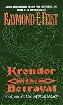 Krondor the Betrayal (Riftwar Legacy)