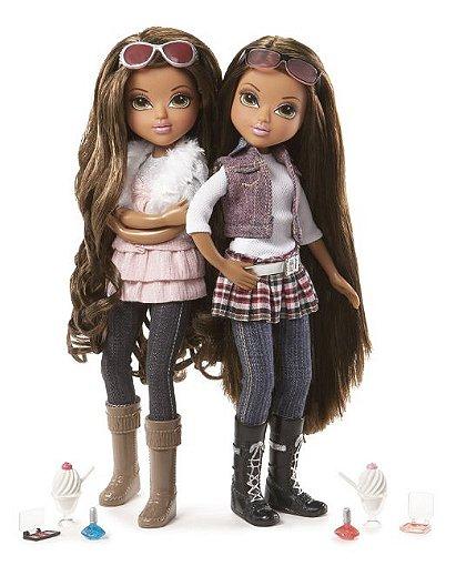 Moxie Girlz Twins 2-Pack (Sarai and Jaylen)