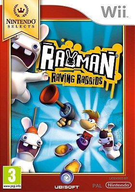 Rayman Raving Rabbids (Nintendo Selects) (EU)