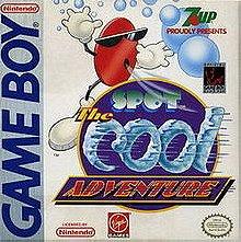 Spot II: Cool Adventure