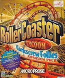 RollerCoaster Tycoon: Corkscrew Follies (Expansion)