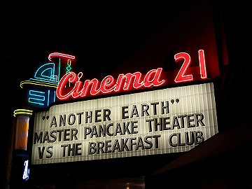 Cinema 21 Theatre