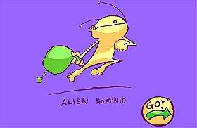 Alien Hominid [Flash]