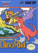 The Adventures of Dino Riki