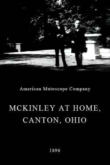 William McKinley at Canton, Ohio