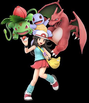 Pokémon Trainer (Female)