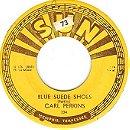 Blue Suede Shoes / Honey, Don't!