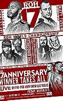 ROH 17th Anniversary Show