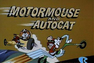 Motormouse and Autocat