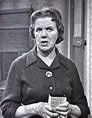 Mrs. Edith Snudge