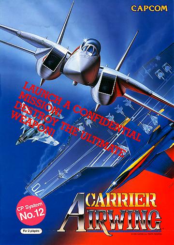 Carrier Air Wing -Capcom