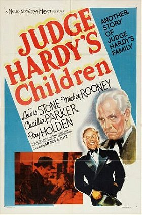 Judge Hardy's Children (1938)