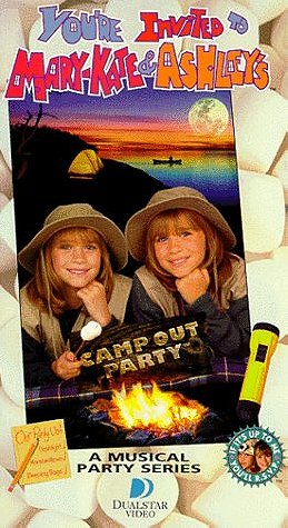 You're Invited to Mary-Kate  Ashley's Camping Party