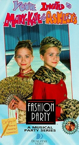 You're Invited to Mary-Kate  Ashley's Fashion Party