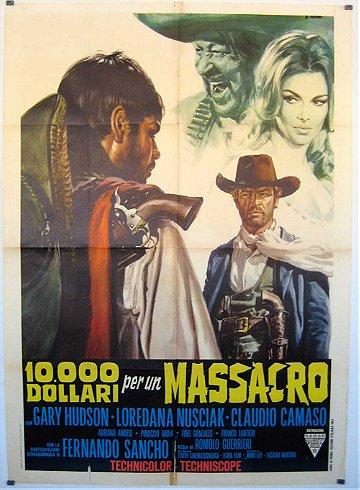 10,000 Dollars for a Massacre (1967)