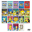 The Simpsons Complete Series Ultimate Collection Seasons 1-17 Season 20