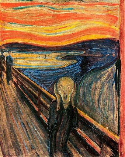 Edvard Munch : The Scream