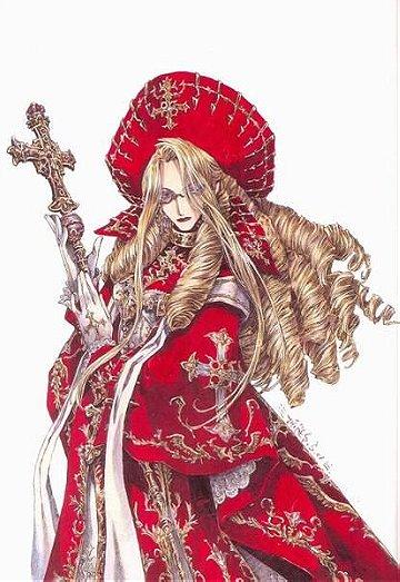 Caterina Sforza (Trinity Blood)