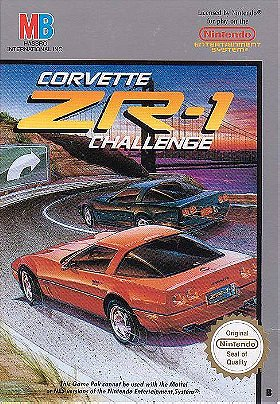 Corvette ZR-1 Challenge (EU)