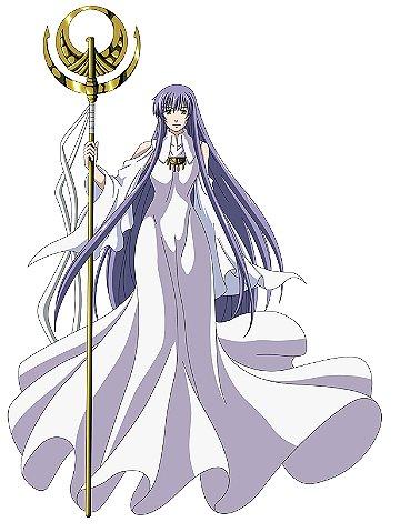 Sasha (Saint Seiya)