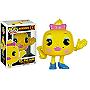 Pac-Man Pop! Vinyl: Ms. Pac-Man